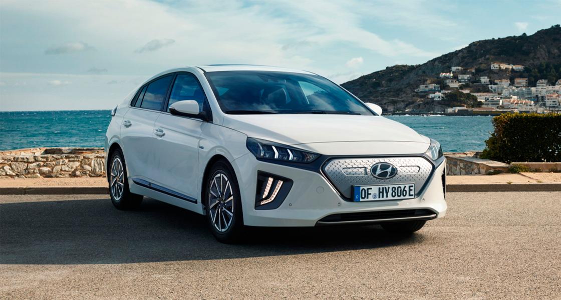 Hyundai IONIQ Electric - характеристики
