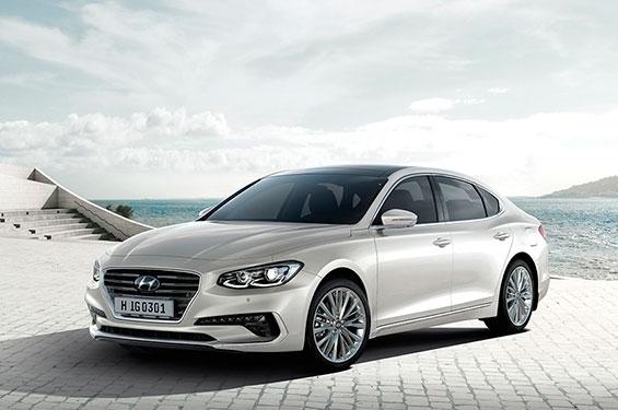 Hyundai Grandeur - фото 1