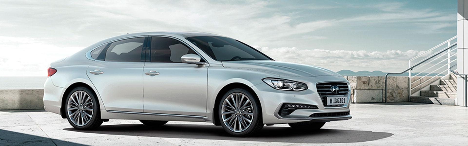 Hyundai Grandeur - обзор