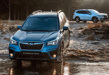 Si-Drive - Subaru Forester