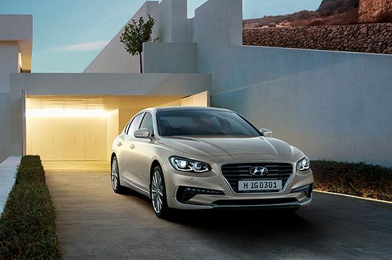 Hyundai Grandeur - фото 2