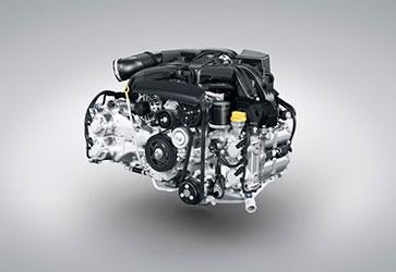 Subaru Boxer - Subaru Forester