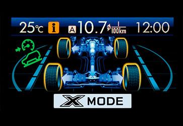 X-Mode - Subaru Outback