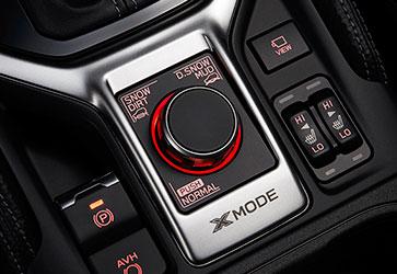 X-Mode - Subaru Forester