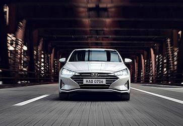 Новый роскошный вид - Hyundai Elantra New