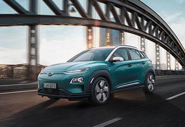 Уникальный стиль - Hyundai Kona Electric