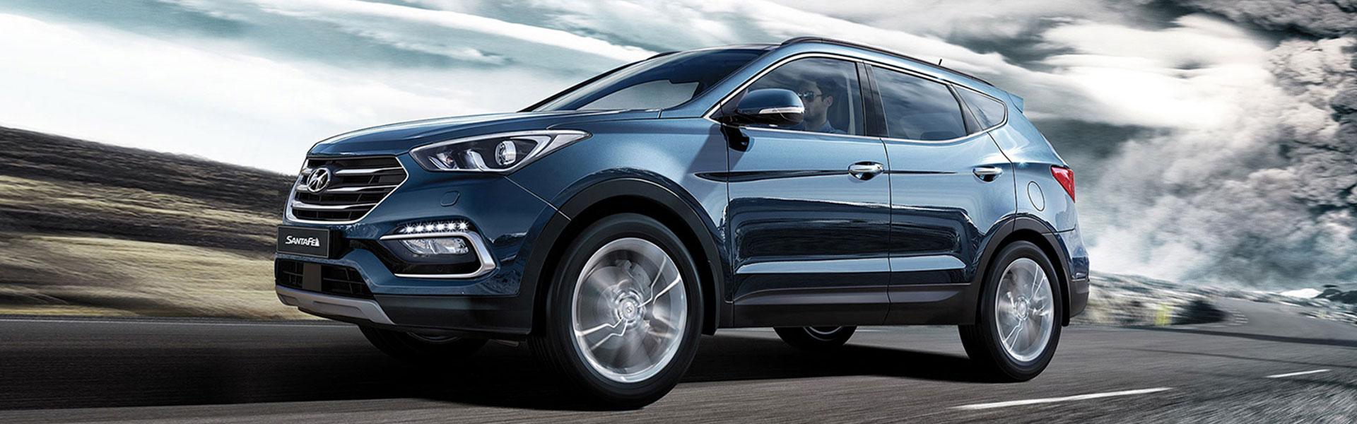Hyundai Santa Fe - обзор