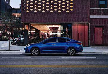 Аэродинамика - Hyundai Elantra New