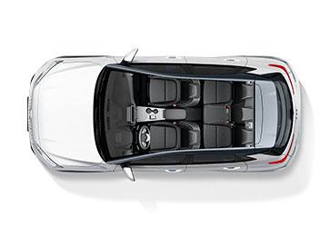 Практичное пространство  - Hyundai Kona Electric