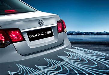 Парковочный радар  - Great Wall C30