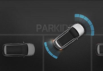 Интеллектуальная система парковки  - Hyundai Santa Fe