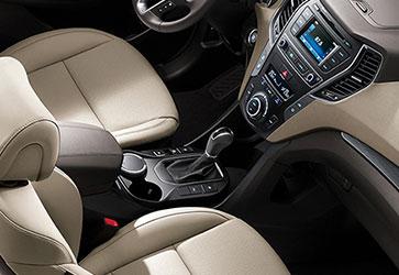 Эффективность - Hyundai Santa Fe