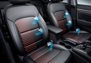 Заботливое отношение  - Hyundai Elantra New