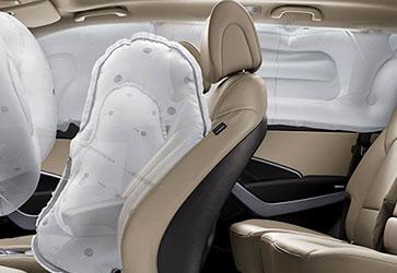 Спокойствие внутри - Hyundai Santa Fe