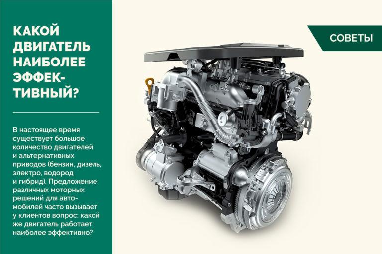Бензин, дизель, электро, водород и гибрид: какой двигатель наиболее эффективный?