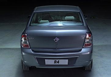 Платформа GM - Ravon R4
