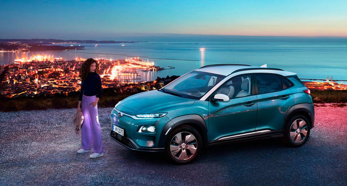 Hyundai Kona Electric - характеристики