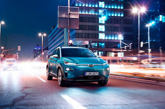Hyundai Kona Electric - фото 2