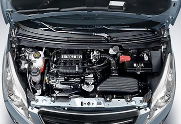 Двигатель - Ravon R2
