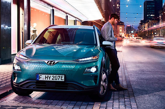 Hyundai Kona Electric - фото 4
