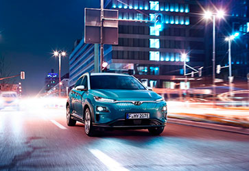 Удовольствие от вождения  - Hyundai Kona Electric
