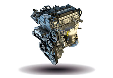 Двигатель и АКПП - Ravon R4