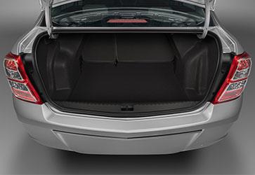 Большой багажник - Ravon R4