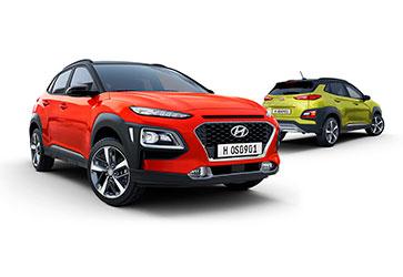 Индивидуальность в каждой детали - Hyundai Kona