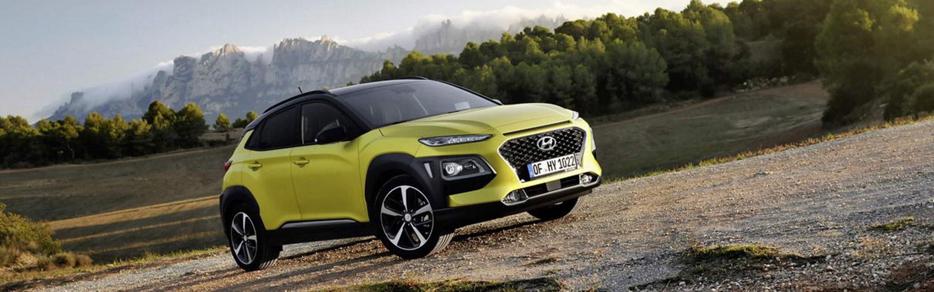 Hyundai Kona - обзор