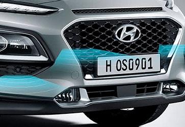 Безопасность - Hyundai Kona