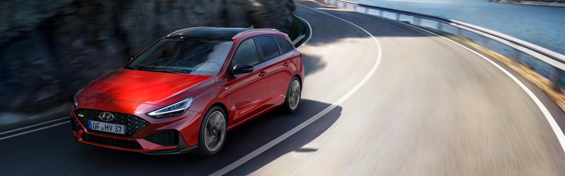 Hyundai i30 Hatchback - обзор
