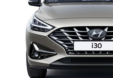 Ефектне перетворення - Hyundai i30 Hatchback