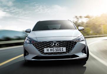Стильный дизайн  - Hyundai Accent