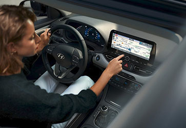 Інтер'єр Hyundai i30 2020 - Hyundai i30 Hatchback