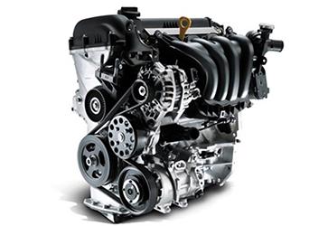 Экономичный двигатель  - Hyundai Accent