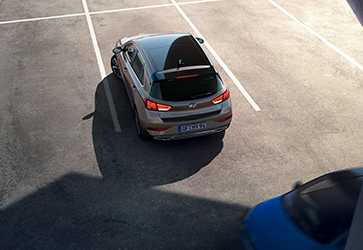 Безпека з SmartSense - Hyundai i30 Hatchback