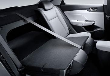 Больше пространства и комфорта  - Hyundai Accent