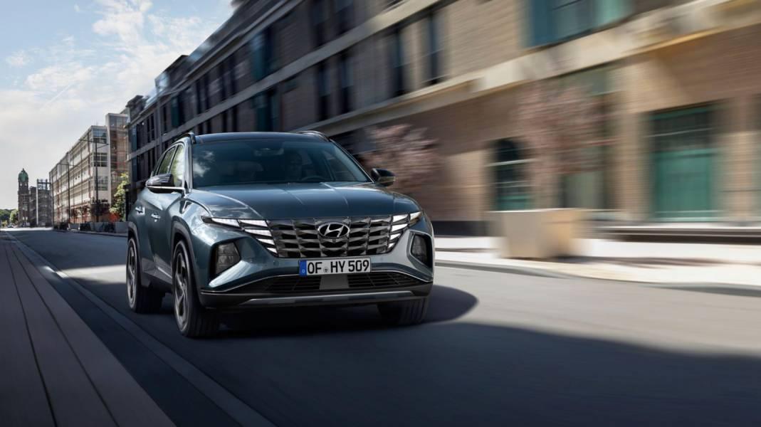 Hyundai Tucson New - характеристики