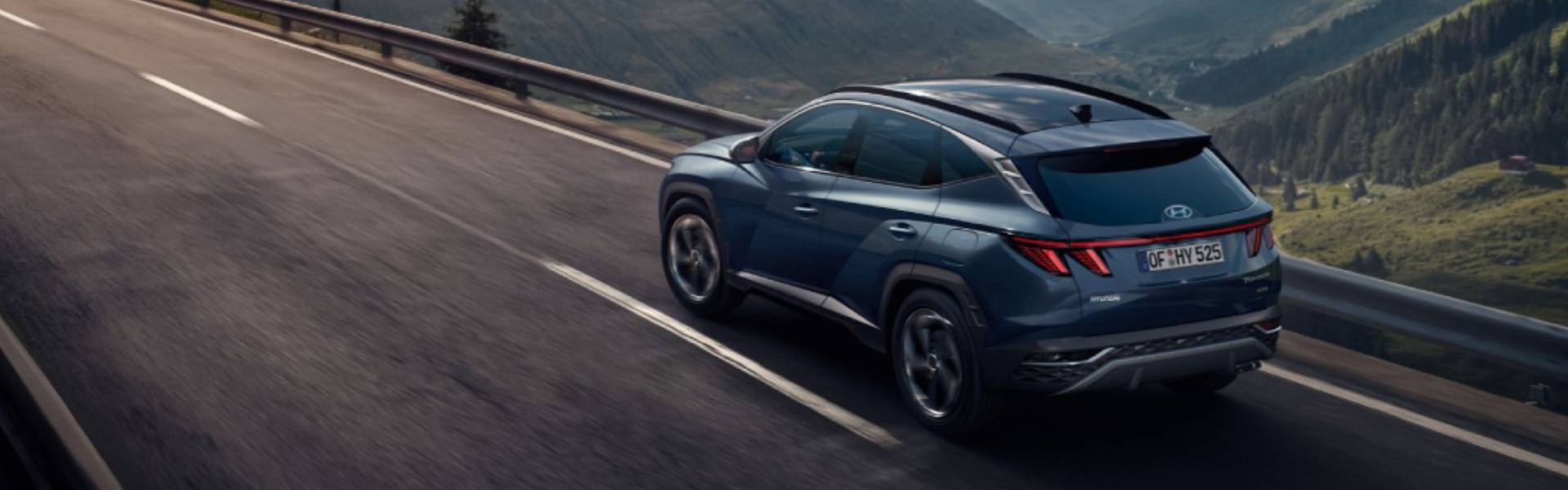 Hyundai Tucson New - обзор