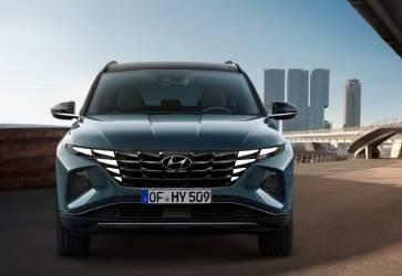 Новый дизайн  - Hyundai Tucson New