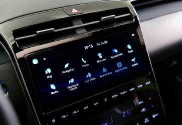 Мультимедиа - Hyundai Tucson New