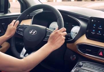 Керування - Hyundai New Santa Fe