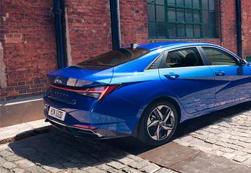 Лучший звук  - Hyundai Elantra New