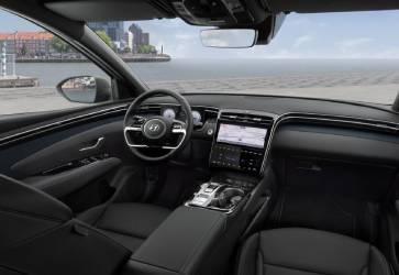 Три режима вождения  - Hyundai Tucson New