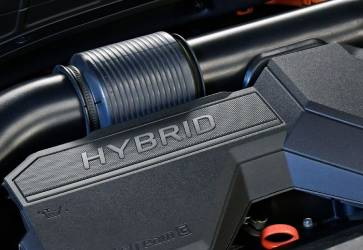 Электрифицированные двигатели  - Hyundai Tucson New