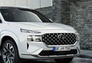 Елегантний дизайн - Hyundai New Santa Fe