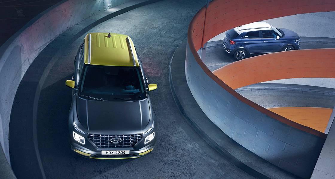 Hyundai Venue - характеристики