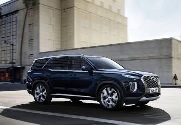 Повнопривідний автомобіль - Hyundai Palisade