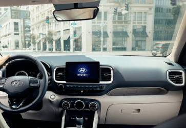 Мультимедія - Hyundai Venue