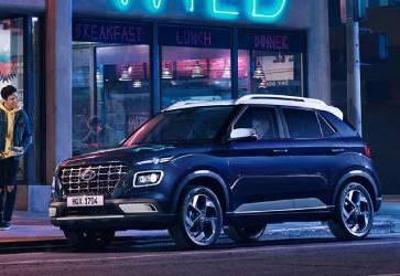 Безпека - Hyundai Venue